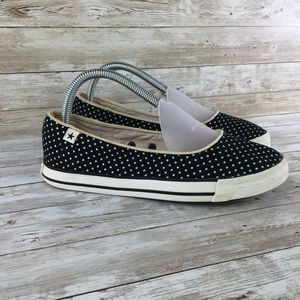 Converse One Star Slip On Ballet Flat Womens 8.5